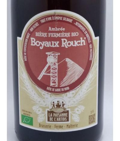 """Bière fermière bio """"Boyaux Rouch"""""""