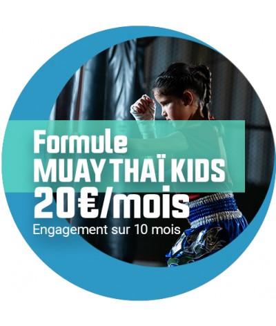 Abonnement MUAY THAÏ KIDS-BOXE THAÏLANDAISE ENFANTS