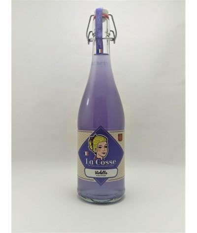Limonade La Gosse à la Violette
