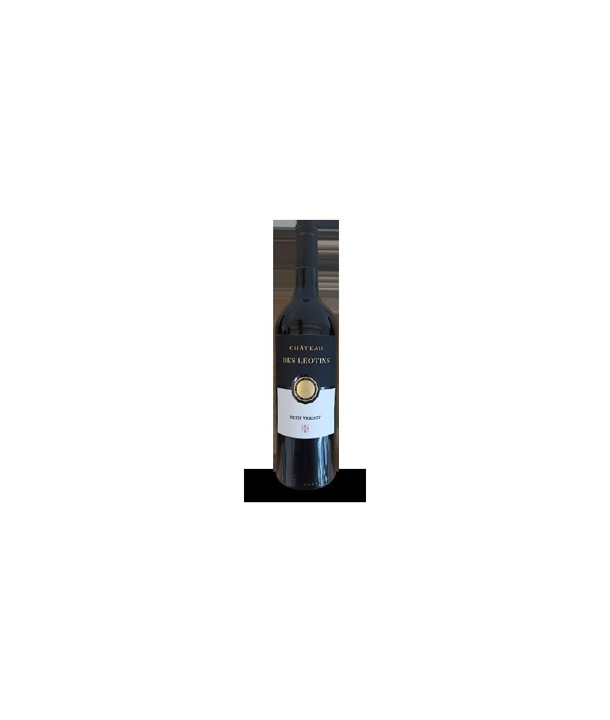 Bordeaux Rouge Cuvée Petit Verdot 2018