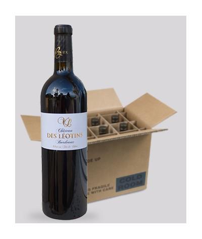 Bordeaux rouge Cuvée Fût de Chêne